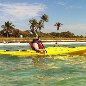 Kayak Tours on Amelia Island