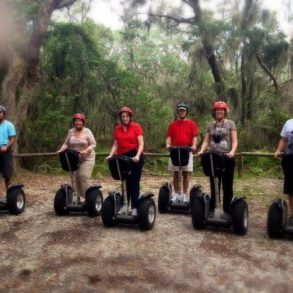 Segway Tours on Amelia Island